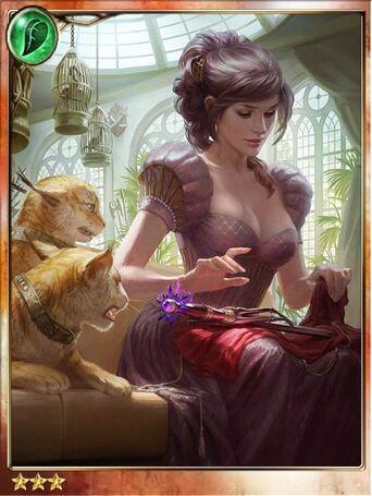Wilhelmina, Quaint Noble