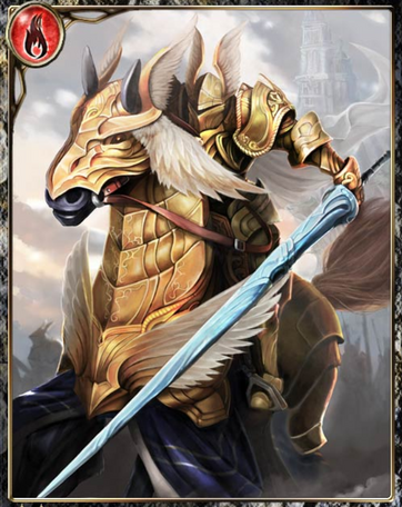 (Enforce) Relentless Plated Cavalry