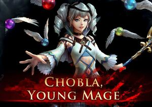 Chobla, Young Mage Quest
