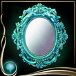 Turquoise Mirror EX