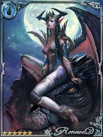 (Treasured) Leolina, Dragon Mystic