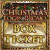 Christmas Login Promo 2016 Ticket