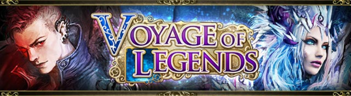 Voyage of Legends 11