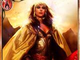 Smiling Warrior Viviana