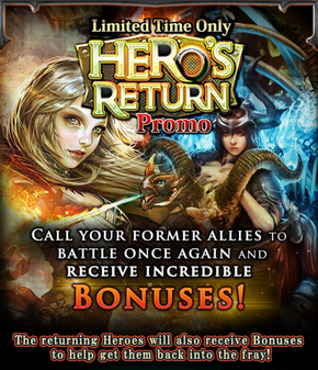 Hero's Return