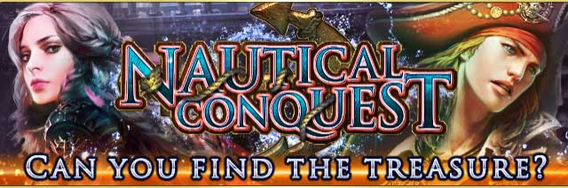 Nautical Conquest Banner