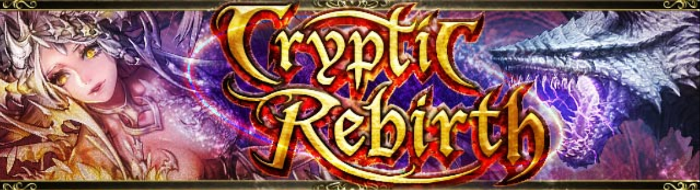 Cryptic Rebirth