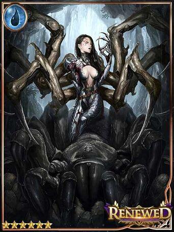 (Death Web) Awakened Spider Zinadia