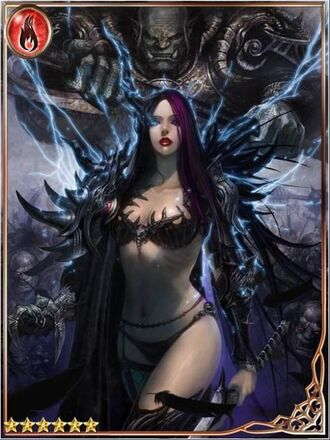 (Glamour) Barbara, Undead Empress