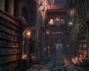 Bibliophobia Story