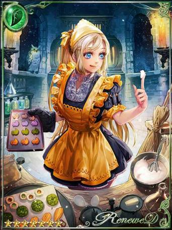 (Tastetesting) Treat Sorceress Fran