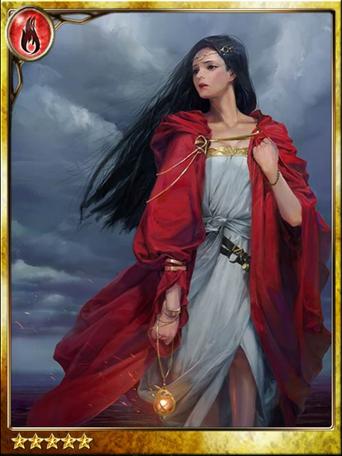 Firebinding Maiden Sevina