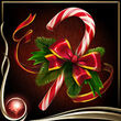 Red Candy Cane EX