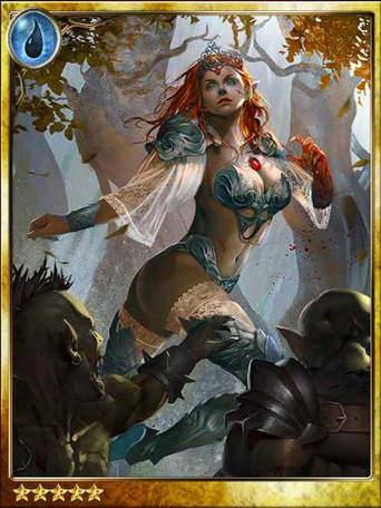Blood Mercenary Lycoris