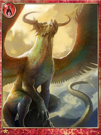Ancestral Dragon Barbaros