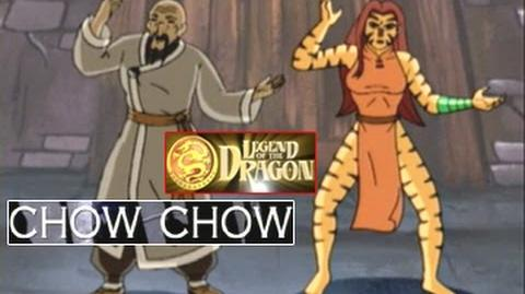 Legend Of The Dragon Episode 09 Chow Chow