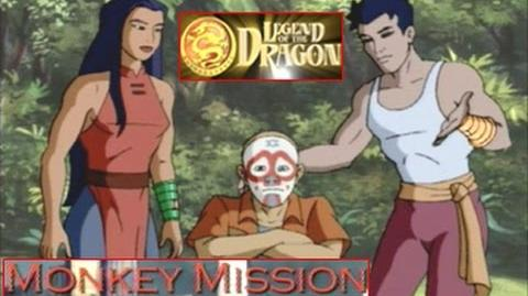 Legend Of The Dragon Episode 10 Monkey Mission