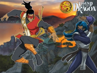 The Legend Of The Dragon Ang And Ling