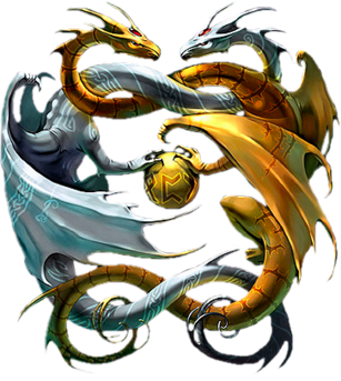 Two-Dragons-griffins-and-dragons-31901335-363-406