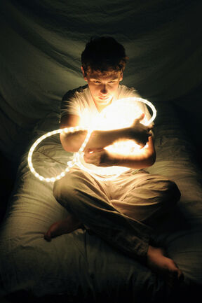 Boy-infinite-light-lights-magic-photography-Favim.com-65168