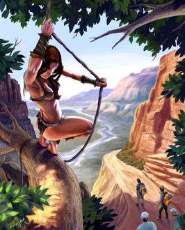 JungleGirl Watch HiRes