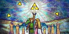 ALBW The Triforce Split Apart