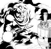 Manga Ganon11-2
