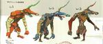 BotW Moblin Concept Artwork