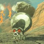 BotW Hyrule Compendium Rock Octorok