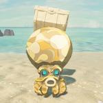 BotW Hyrule Compendium Treasure Octorok
