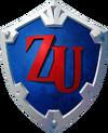Zelda universe logo