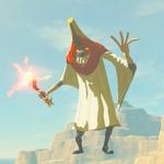 BotW Hyrule Compendium Fire Wizzrobe