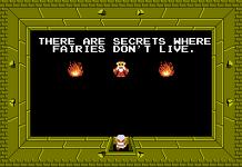 TLoZ Level-6 OldMan no fairy