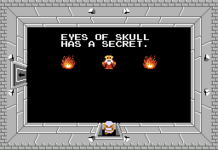 Eyes of skull01