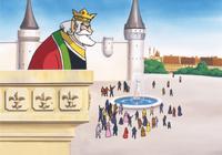 TAoL King of Hyrule Artwork