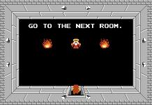Go to next room