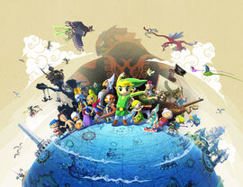 The Wind Waker Scene HD