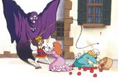 800px-TAoL Princess Zelda I and Prince Artwork