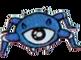 LoZ Tektite(blue) Art01