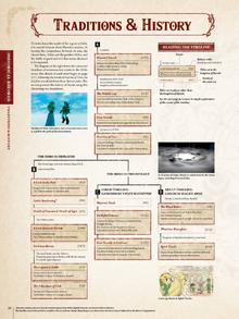 Encyclopedia Timeline