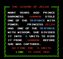 TLoZ Introduction