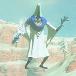 BotW Hyrule Compendium Ice Wizzrobe