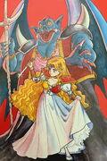 Novel(LoZ) Ganon & Zelda