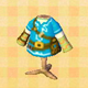 ACNL New Hero's Outfit