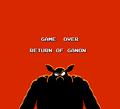 TAOL-gameover