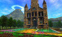 OoT3D Temple of Time