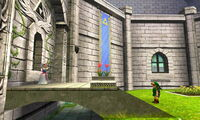 Oot3D Link and Zeld childhood