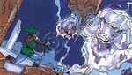 LA Guide LoZ Link & Ganon
