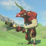 BotW Hyrule Compendium Moblin