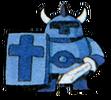 LoZ Darknut(blue) Art01